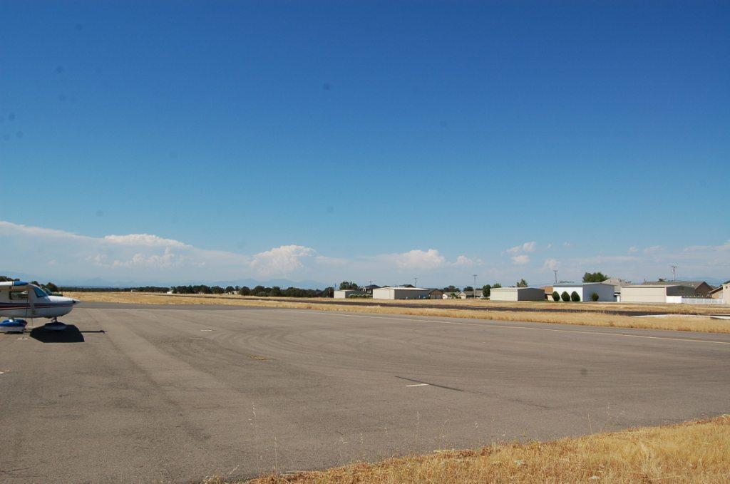 Lake California Airstrip
