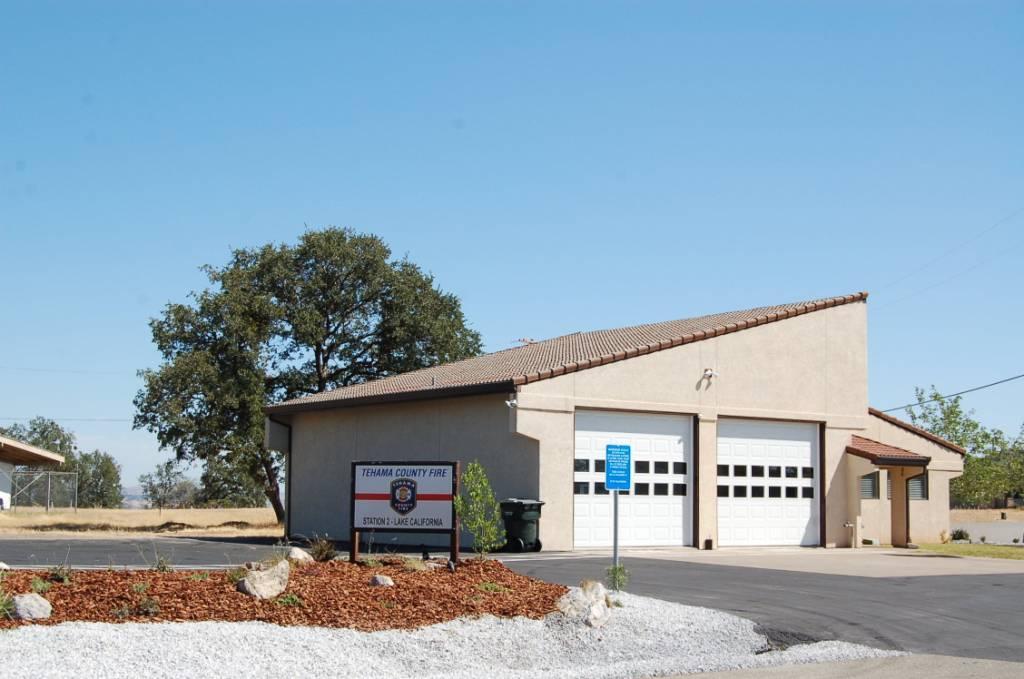Lake California Fire Department