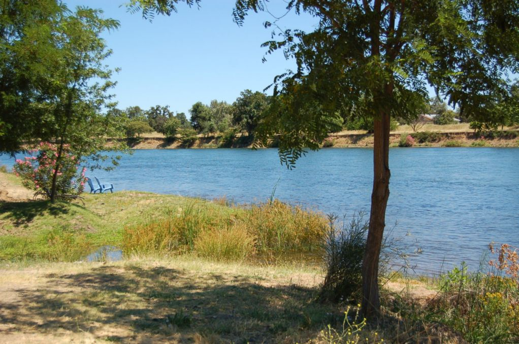 Redding Home on the Sacramento River