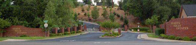 Shasta Hills Estates Redding CA