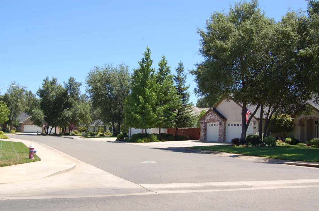Carriage Glen Subdivision Homes