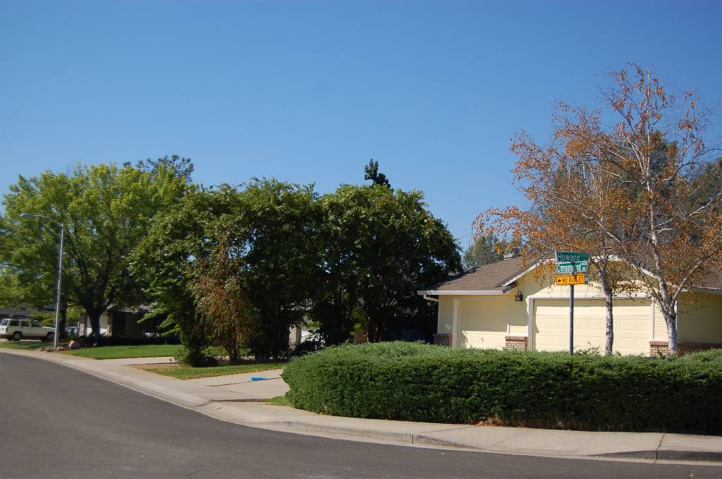 Country Heights Subdivision Howard St