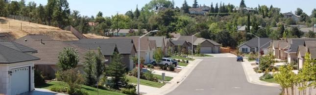 Lakeside Subdivision Homes Header