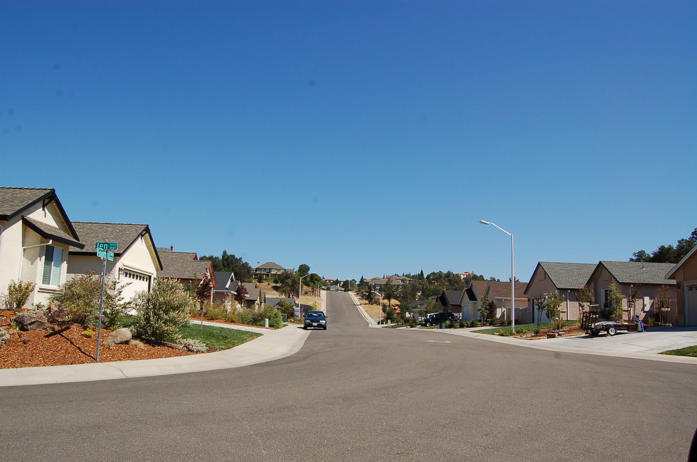Lakeside Subdivision Homes