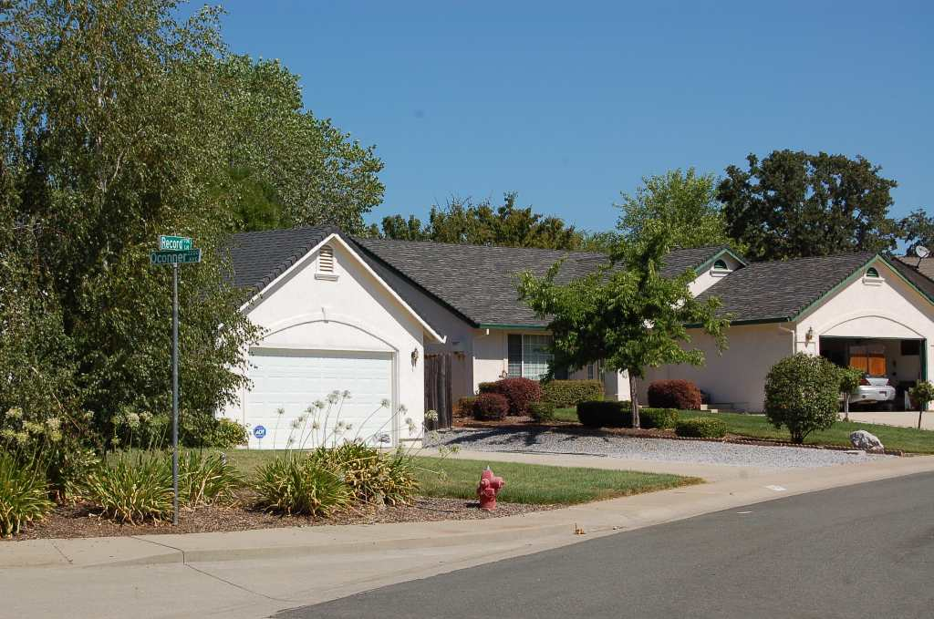Mary Lake Subdivision Homes on O'Connor