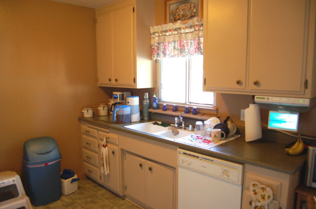 Shasta Lake Home For Sale Washington Kitchen