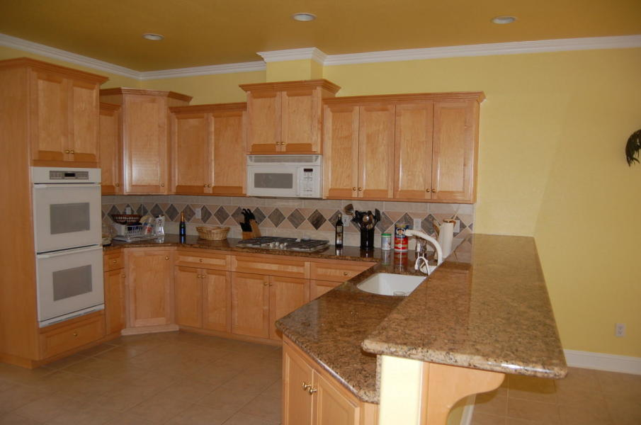 Kitchen Photo of Home on Tierra Heights