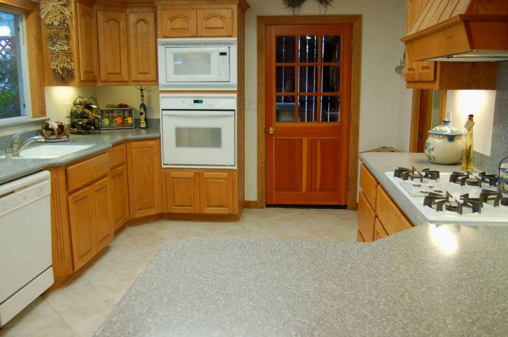 Red Bluff Homes E. Wallen Kitchen