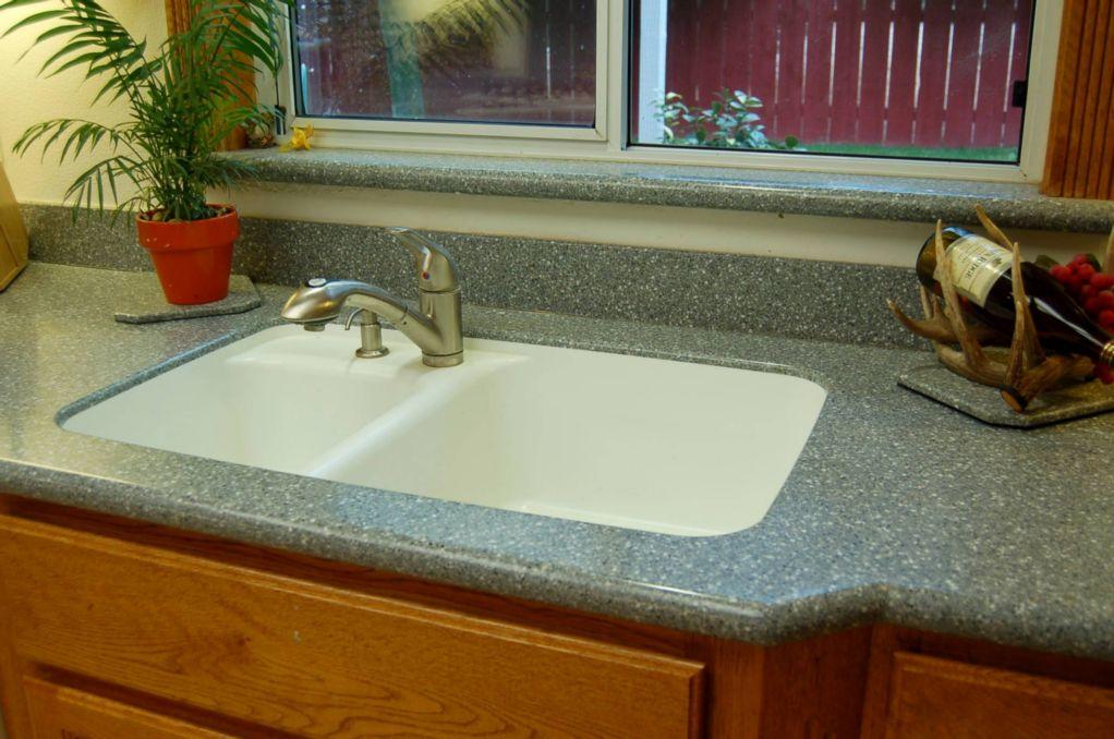 Red Bluff Homes E. Wallen Kitchen Sink