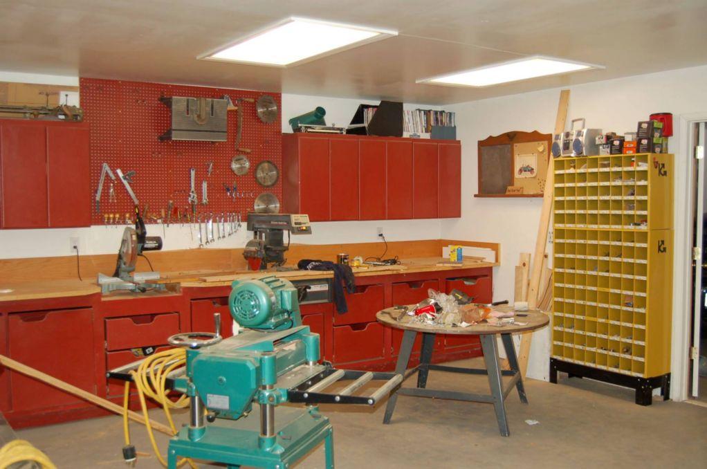 Red Bluff Homes E. Wallen Shop
