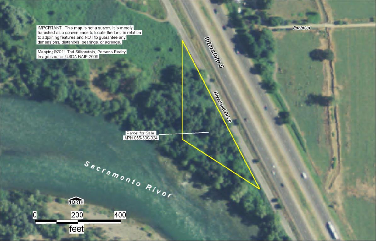 River Front Property in Redding CA