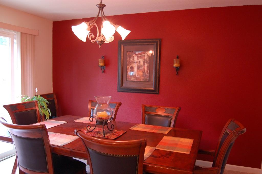 3736 Summit Dr Redding CA Dining Room