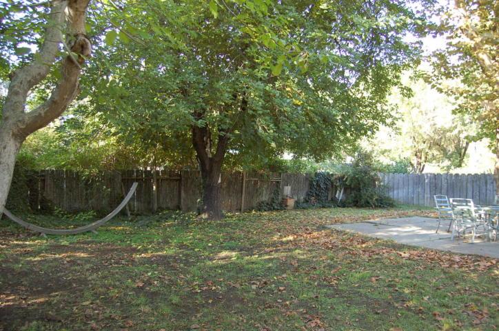 3472 Bardick Ave Anderson CA - yard