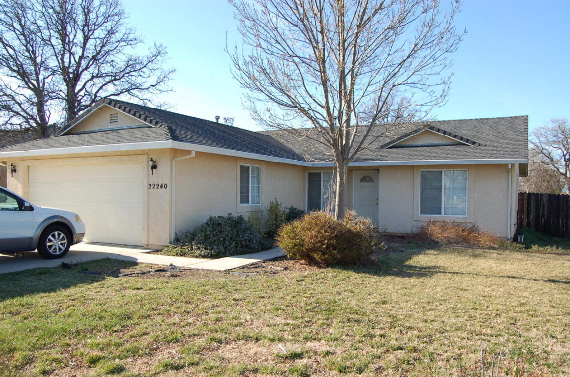 22240 River View Dr Cottonwood CA MLS# 12-685