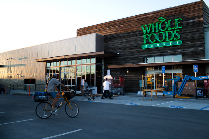 Gilman Whole Foods