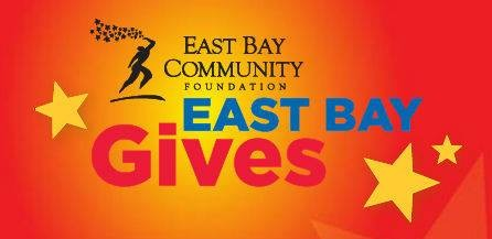 East Bay Gives, May 3rd!