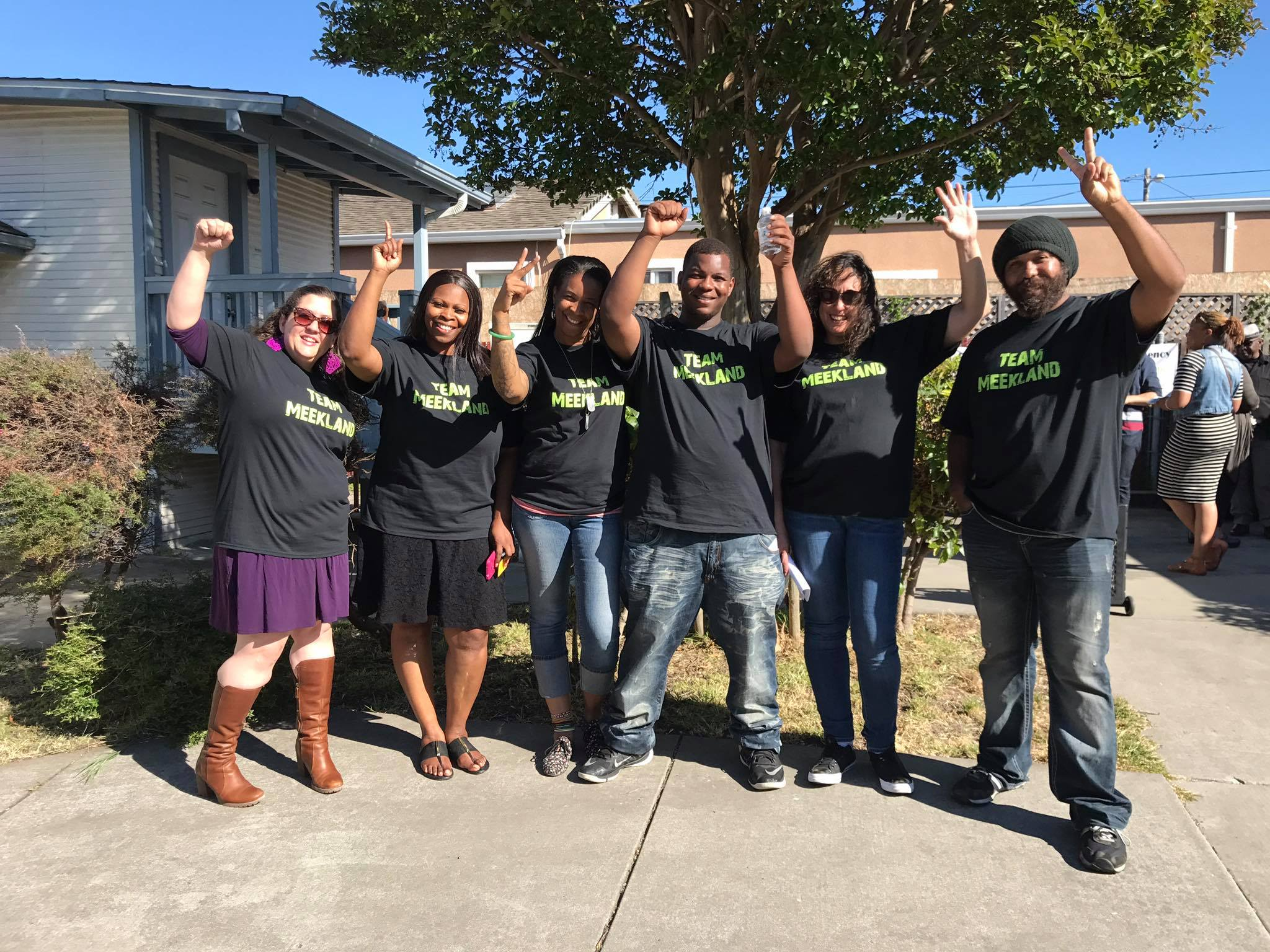 Celebrating Youth Housing in Hayward