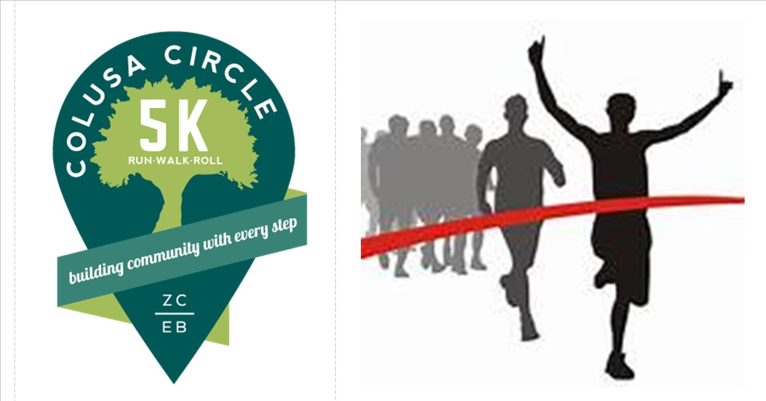 Colusa Circle 5K – Proceeds to support BOSS!