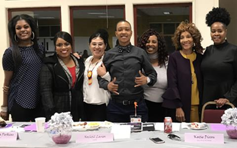 BOSS Participant Shines at Women's Reentry Conference