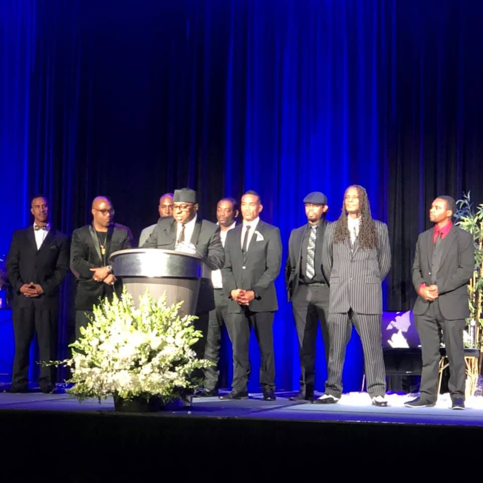 BOSS Receives Award From 100 Black Men of the Bay Area
