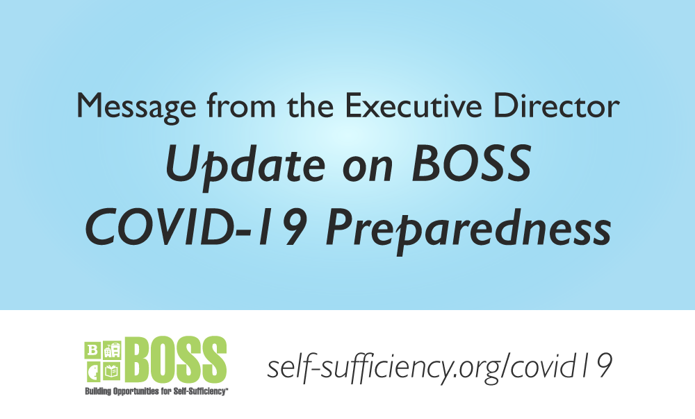 BOSS COVID-19 Response and Needs