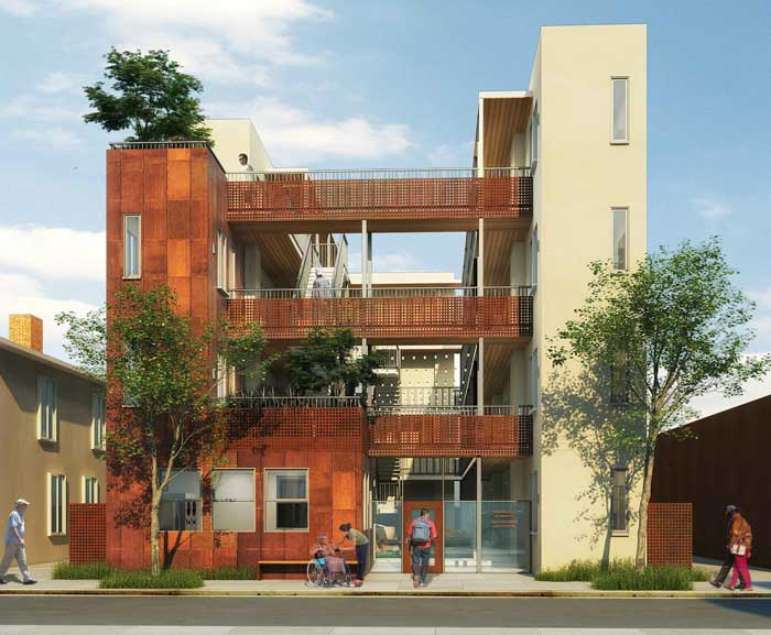 Step Up Housing —  An Innovative Modular Development in Berkeley for the Formerly Unsheltered