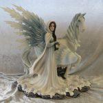 Pegasus Fairy Figurine