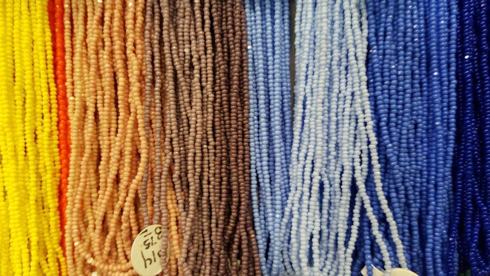 13/0 Charlotte cut seed beads