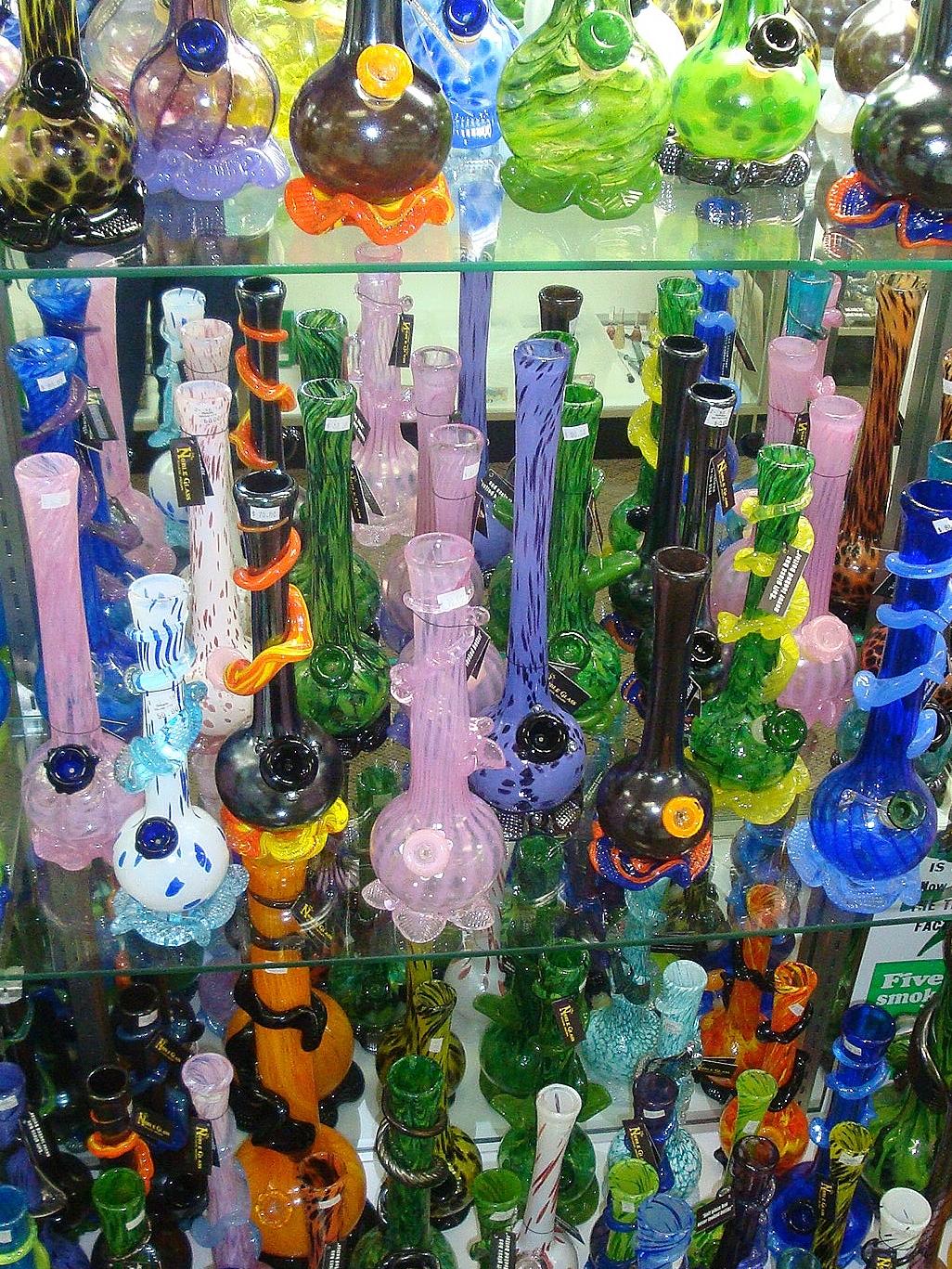 Noble Glass Bongs