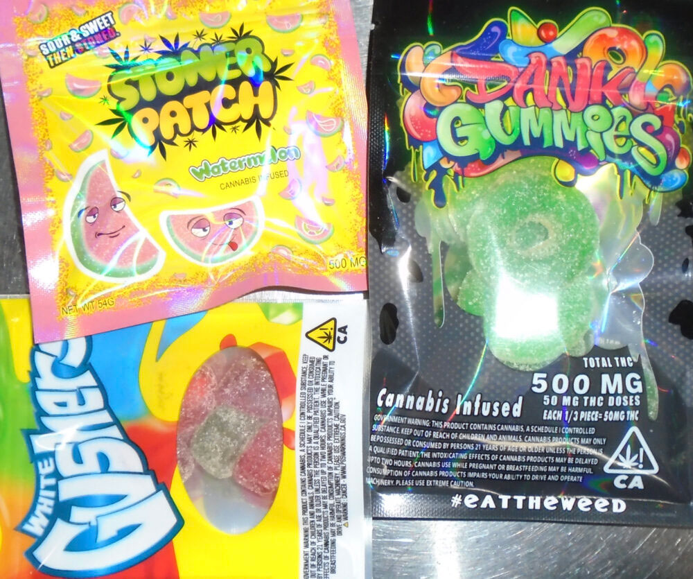 THC Gummies